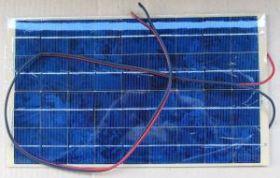 Солнечная панель 10W-16V